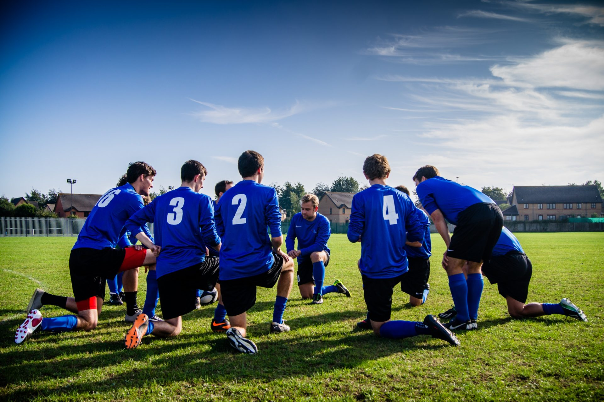 Overcome performance nerves as a team